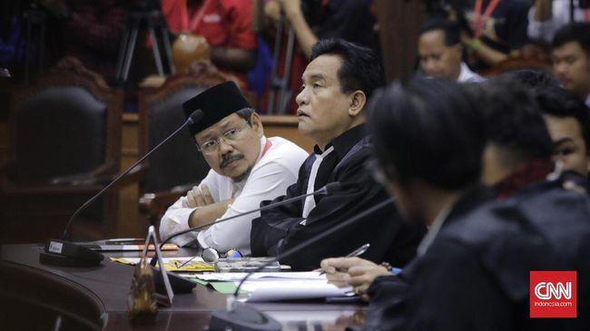 Incar Kursi Parlemen, HTI Akui Dukung PBB di Pileg 2019