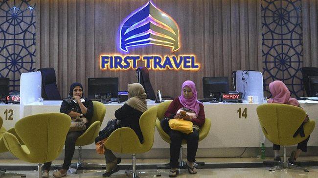 Pemerintah Tak Bisa Kembalikan Dana Korban First Travel
