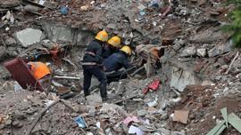 Bangunan Runtuh di Nigeria, 8 Tewas Orang Tewas