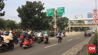 'Angkutan Umum Harus Jadi Idola Sebelum Haramkan Akses Motor'