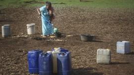 Kekeringan, Warga Gunungkidul Jual Ternak Demi Air Bersih