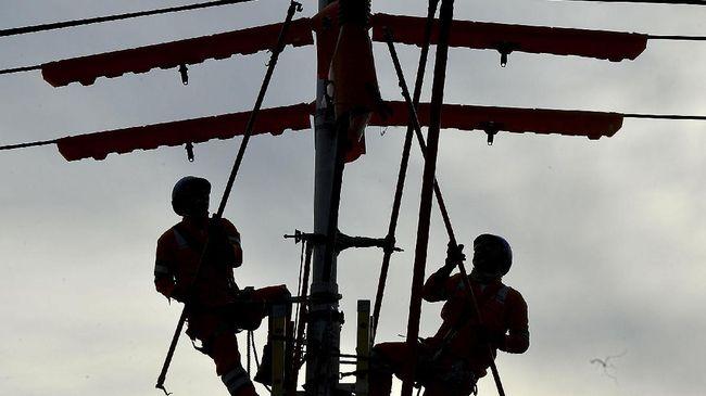 Listrik Jakarta Raya-Tangerang Mati Akibat Gangguan 17 Gardu