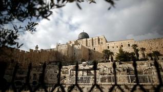 Masjid Al Aqsa Ditutup untuk Cegah Penyebaran Virus Corona