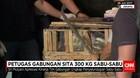 Penyelundupan 300 Kg Sabu-Sabu