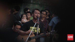 ERK Berencana Bikin Lagu Tentang Rasialisme Papua