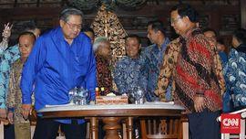 Demokrat: Pertemuan SBY-Prabowo Tidak Istimewa