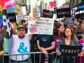 Transgender Anggota Militer AS Gugat Trump