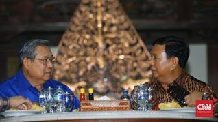 Pertemuan SBY-Prabowo Ancam Peluang Poros Ketiga di Pilpres