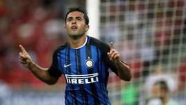Eder Martins Borong Dua Gol Kemenangan Inter atas Munich