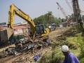 Penertiban Aset Rumah Milik PT KAI di Surabaya Berujung Ricuh