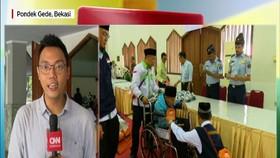 Persiapan Haji 2017 di Bekasi dan Surabaya