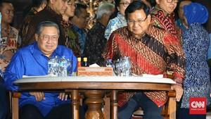 Demokrat: Pertemuan SBY-Prabowo akan Penuh Kejutan