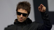 Sudah Tulis Lagu, Liam Gallagher Ingin Ikut 'James Bond'