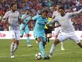 Neymar Bawa Barcelona Taklukkan Manchester United