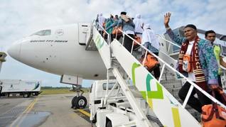 Jemaah Haji Indonesia Bisa Tarik Tunai ATM di Tanah Suci