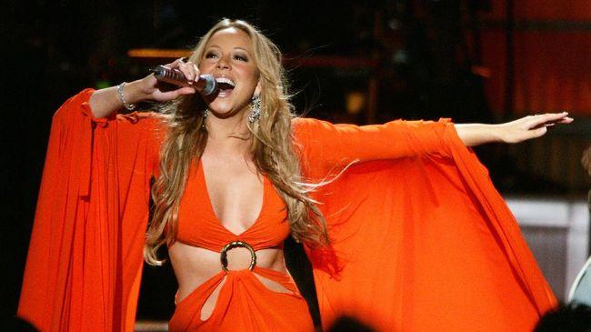 Mariah Carey & Nick Jonas Girang Debut Nomine Golden Globe