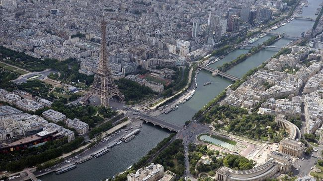 Waktu Penerbitan Visa ke Perancis Kini Hanya 48 Jam