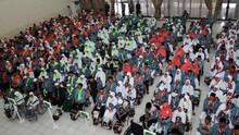 Menag Nyatakan Pemberangkatan Haji 2019 Maju Satu Hari