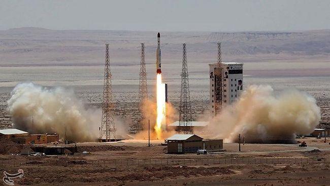 Iran Bakal Luncurkan Roket Antariksa, AS Ungkit Resolusi PBB