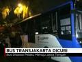 VIDEO: Bus Transjakarta Dibawa Kabur ke Pekalongan