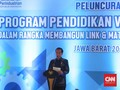Jokowi Resmikan Program Vokasi Astra untuk SMK