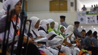 Kemenkes Sebut 256 Calon Jemaah Haji Gagal Berangkat