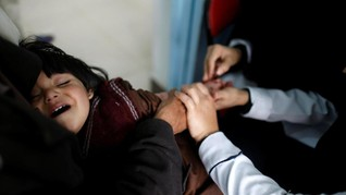 WHO: Wabah Kolera Yaman Tembus 10 Ribu Kasus per Pekan
