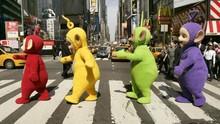 Aktor Pemeran Tinky Winky 'Teletubbies' Meninggal Dunia