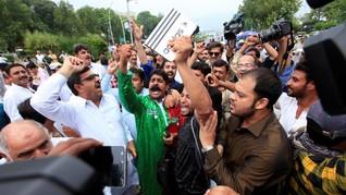 Eks Perdana Menteri Pakistan Ditangkap