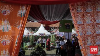 Festival Lebaran Betawi Hanya Akan Berpusat di Satu Tempat