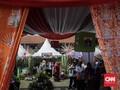 <i>Rame-rame</i> Lebaran Betawi di Setu Babakan