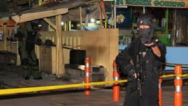 Komponen Bom Pipa Ditemukan di Kantor Bupati Sumbawa
