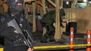 Tiga Kardus Berisi Pakaian di RS Muhammadiyah Dikira Bom