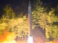 Korea Utara Tembakkan Tiga Rudal Balistik Jarak Pendek