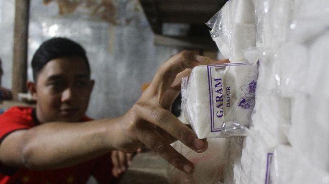 Indonesia Sudah Impor Garam Sejak 1990 Silam