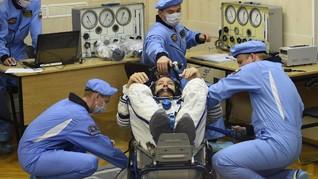 Lama di Luar Angkasa, Sebagian DNA Astronaut NASA Berubah