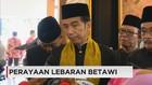 Jokowi Hadiri Lebaran Betawi