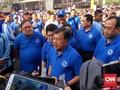 Jusuf Kalla Jadikan MRT sebagai Contoh Pembangunan