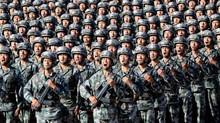 CIA: China Perang Dingin dengan AS
