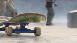 Mengintip Proses Pembuatan Skatepark