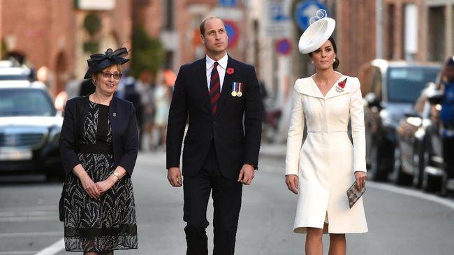 Kate Middleton Wajib Pakai Topi di Pernikahan Markle-Harry