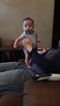 Mengalami malnutrisi, berat badan Coleman di bawah rata-rata usia anak seumurannya. Ia pun kemudian diasuh oleh saudara yang pelan-pelan merehabiltasinya. (Foto: Twitter/Valerie_Blaine)