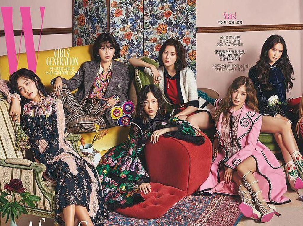 Fashion Stylist SNSD Curhat Digaji Sangat Rendah oleh SM Entertainment