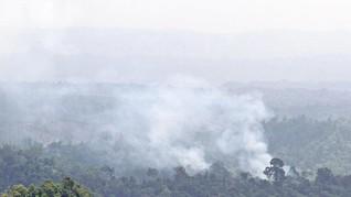 Bahaya Kontaminasi Kabut Asap pada Makanan dan Minuman