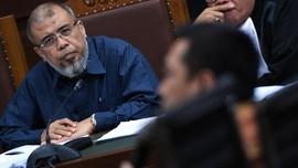 Pleidoi, Patrialis Akbar Nilai Tuntutan Jaksa Hanya Fiksi
