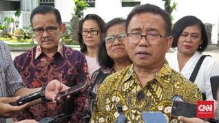 Informasi Dipelintir, PGI Imbau Jokowi Perbaiki Komunikasi
