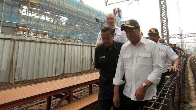 Penambahan 2 Stasiun Urung, Investasi LRT Ciut Jadi Rp29,9 T