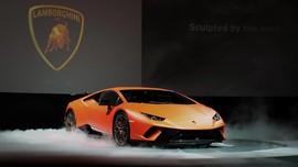 Virus Corona Bikin Lumpuh Italia, Lamborghini Setop Produksi