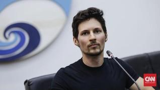 Demo RUU di Hong Kong, Telegram Kena Serangan Siber