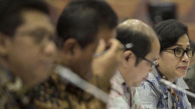 Inflasi Stabil, Jurus Utama Sri Mulyani Bangkitkan Daya Beli
